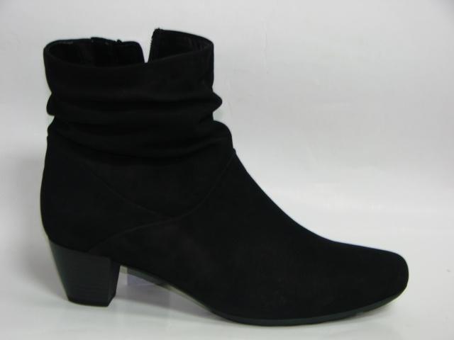 188db3f43 Полусапожки женские Габор 72.823.92 обувь больших размеров