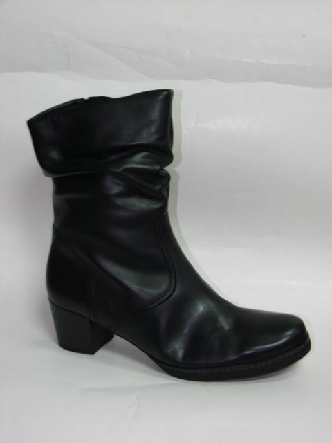 4242ae5cf Полусапожки женские Габор, модель 76.665.90 обувь больших размеров