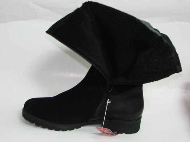 b71cce23c Сапоги женские Габор 72.785.95 обувь больших размеров